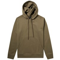 A.P.C. Stefen Pullover Hoody Green
