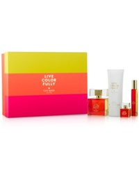 Kate Spade New York 4 Pc. Live Colorfully Gift Set No Color