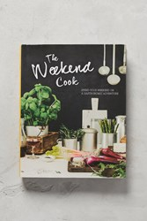 Anthropologie The Weekend Cook Black