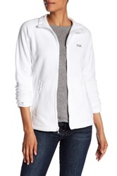 Helly Hansen W Zera Fleece Jacket White
