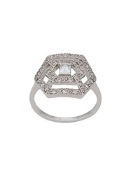 V Jewellery Luxe Ring Silver