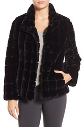 Kristen Blake Women's Faux Fur Jacket
