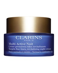 Multi Active Night Cream For Normal To Combination Skin 1.7 Oz. Clarins