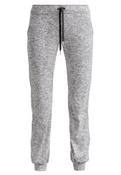 Venice Beach Pam Tracksuit Bottoms Coal Melange Grey
