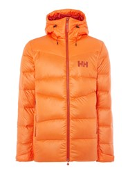 Helly Hansen Men's Icefall Down Jacket Orange