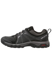 Salomon Evasion Hiking Shoes Black Autobahn Pewter