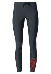 Roxy Relay Tights Dark Midnight Dark Gray