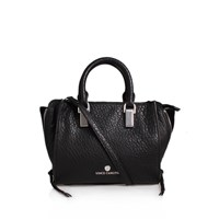 Vince Camuto Riley Small Satchel Black
