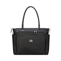 Delsey Cruise Soft Ladies Tote Black