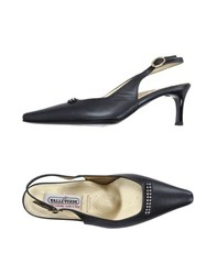 Valleverde Footwear Courts Women Black