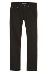 Rodd And Gunn Men's 'Barters' Straight Leg Twill Pants Onyx