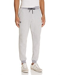 Under Armour Rival Jogger Pants Steel Gray