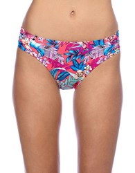Kenneth Cole Reaction Tropical Tendencies Tab Side Hipster Cherry