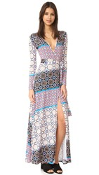 Yumi Kim Split It Up Maxi Dress Marrakesh