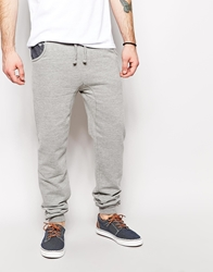 Blend Of America Blend Sweat Pants Tapered Denim Pocket Detail Zinkmix