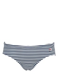 Mc2 Saint Barth Cayo L6 Striped Swim Briefs