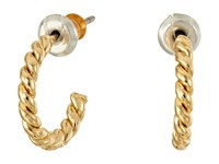 Lauren Ralph Lauren Perfect Pieces Small Twisted Hoop Earrings Gold Earring