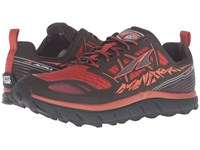 Altra Footwear Lone Peak 3 Orange Men's Shoes