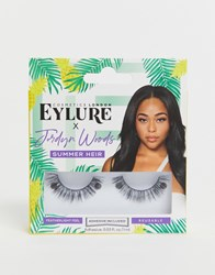 Eylure Lashes X Jordyn Woods Summer Heir Black