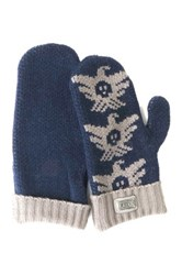 Australia Luxe Collective Knit Gloves Blue