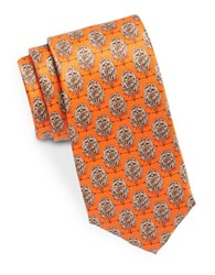 Star Wars Chewbacca Printed Tie Orange