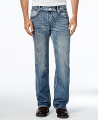 Inc International Concepts Men's David Relaxed Fit Jeans Only At Macy's Medium Wash