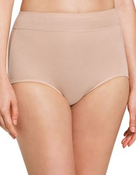 Warner's No Pinching No Problems Tailored Brief Toasted Almond