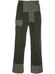 Engineered Garments Fatigue Patch Trousers 60