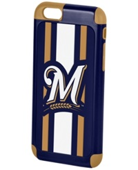 Forever Collectibles Milwaukee Brewers Iphone 6 Case Navy