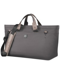 Victorinox Lexicon 2.0 Weekender Deluxe Carry All Tote Grey