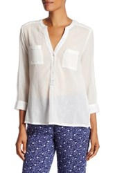 Soft Joie Thera Tunic Shirt White