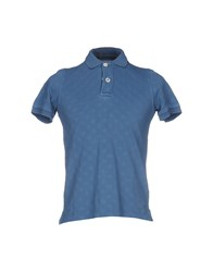 Fradi Polo Shirts Pastel Blue