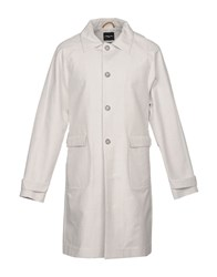 Commune De Paris 1871 Overcoats Light Grey