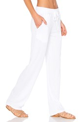 Nation Ltd. Twiggy Beach Pant White