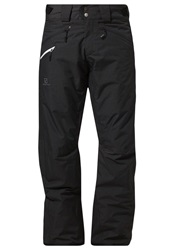 Salomon Iceglory Waterproof Trousers Black