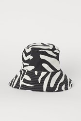 Handm H M Cotton Sun Hat White