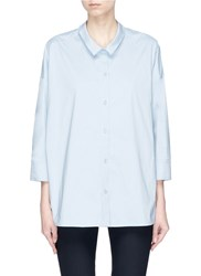Kuho 'Tonet' Shirt Blue