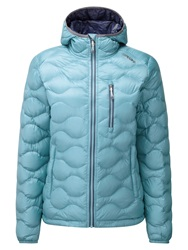Tog 24 Montreal Womens Down Jacket Light Blue