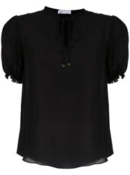 Spacenk Nk Lace Up Top Black