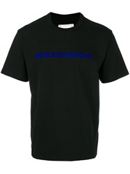 Sacai Horrorshow T Shirt Black