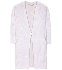 81 Hours Maliko Wool And Cashmere Cardigan White