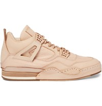 Hender Scheme Mip 10 Leather Sneakers Pink