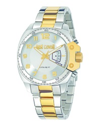 Just Cavalli Wrist Watches Silver