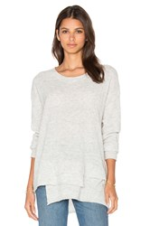 Wilt Mock Layered Sweater Gray