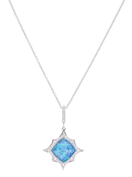 Stephen Webster 'Crystal Haze' Spark Pendant Metallic