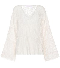 See By Chloe Lace Top White