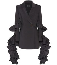 Ellery Maneater Blazer Black