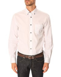 Menlook Label Walter White Shirt With Button Down Collar