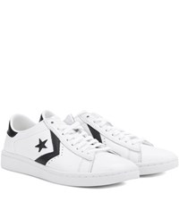 Converse Pl Lp Leather Sneakers White