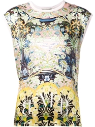 Mary Katrantzou 'Knipi' Tank Top Multicolour